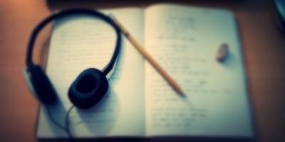 componiendo letras