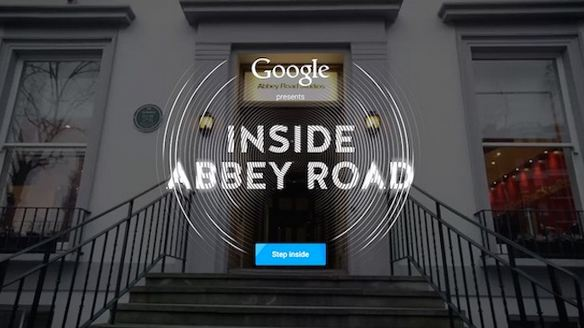 abbey road google street view