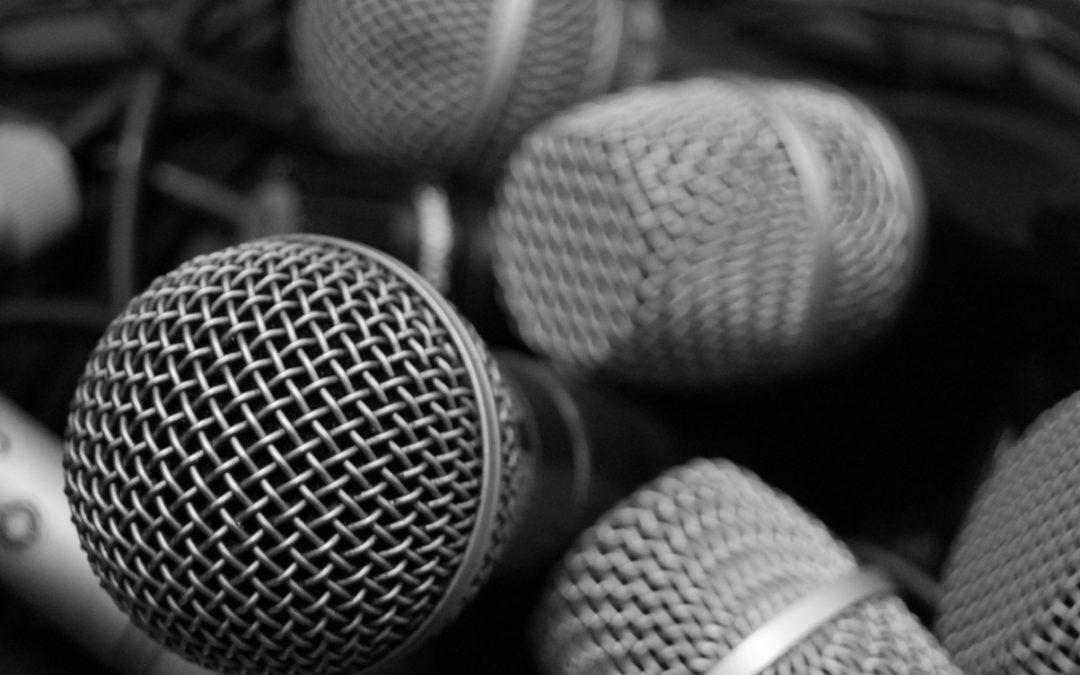 Taller de microfonía y monitoraje