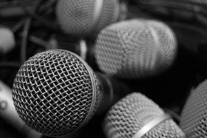 microfonía y monitorage