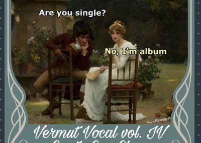 Vermut Vocal IV Edición, Enero 2017