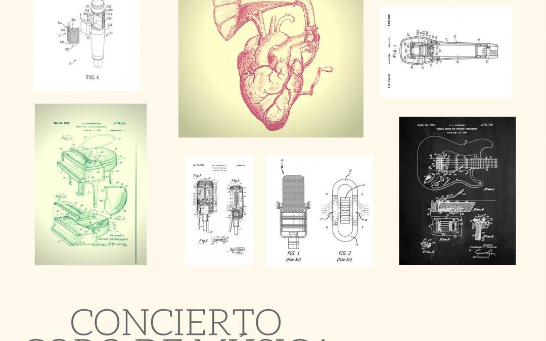 Concierto Coro de Música Moderna Canto Con Clase