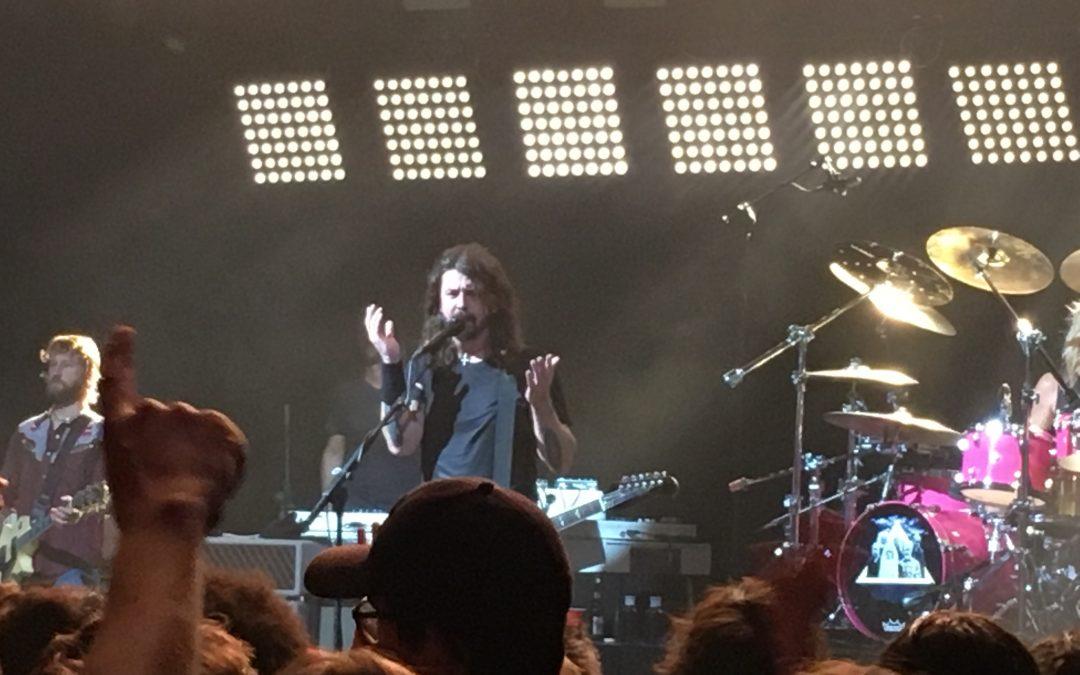 Foo Fighters Super Secret Show