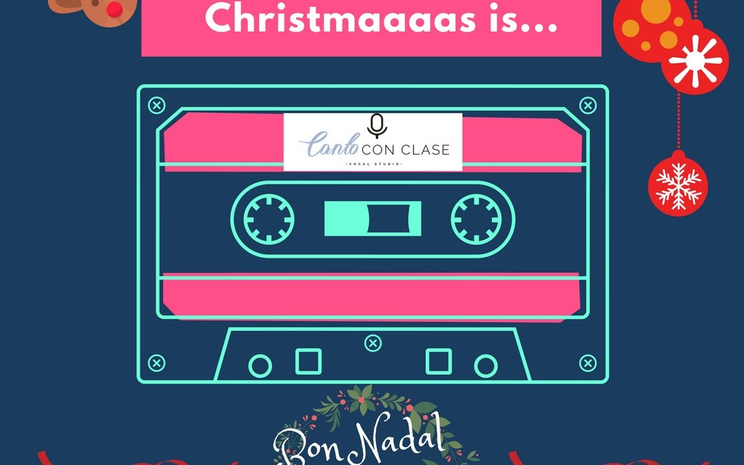 Felicitatción de Navidad 2017 Canto con clase