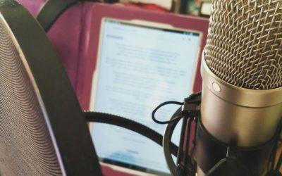 Micrófonos de condensador (microfonía para estudio o homestudio)
