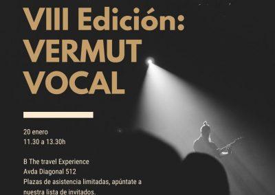 Vermut Vocal, edición VII, enero 2019