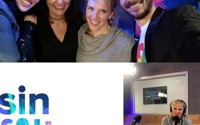 Entrevista en «Sin Filtros» de Metro FM