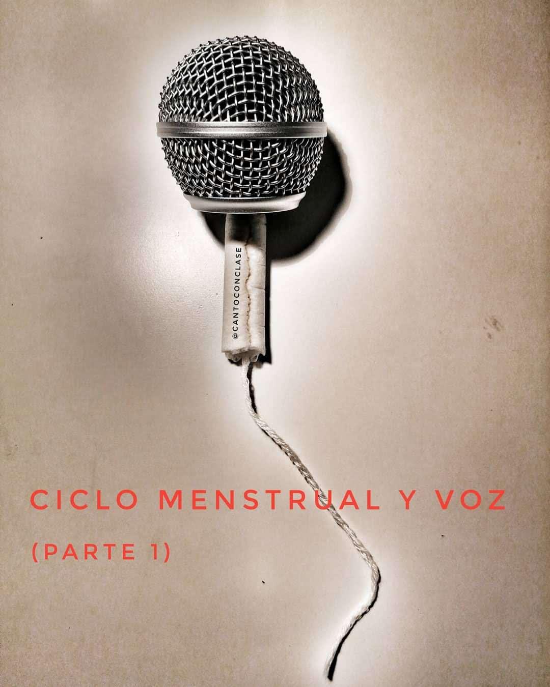 Ciclo menstrual y voz (parte1)
