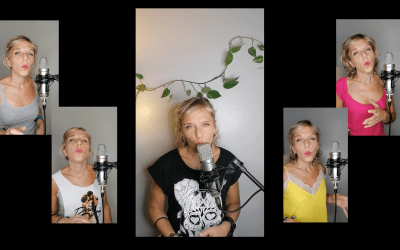 «When The Party Is Over» Billie Eilish acoustic vocal cover