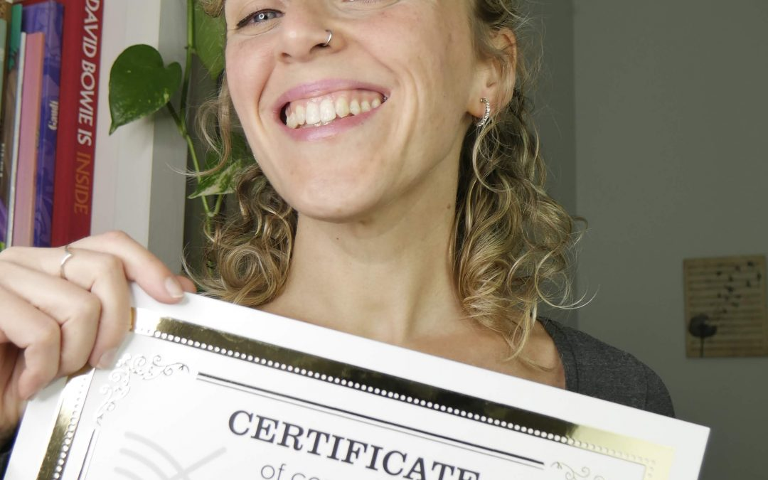 Profesora Certificada por Modern Vocal Training