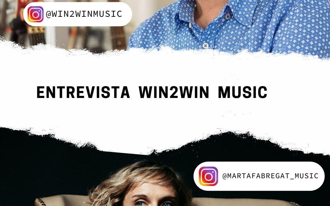 entrevista win2win music