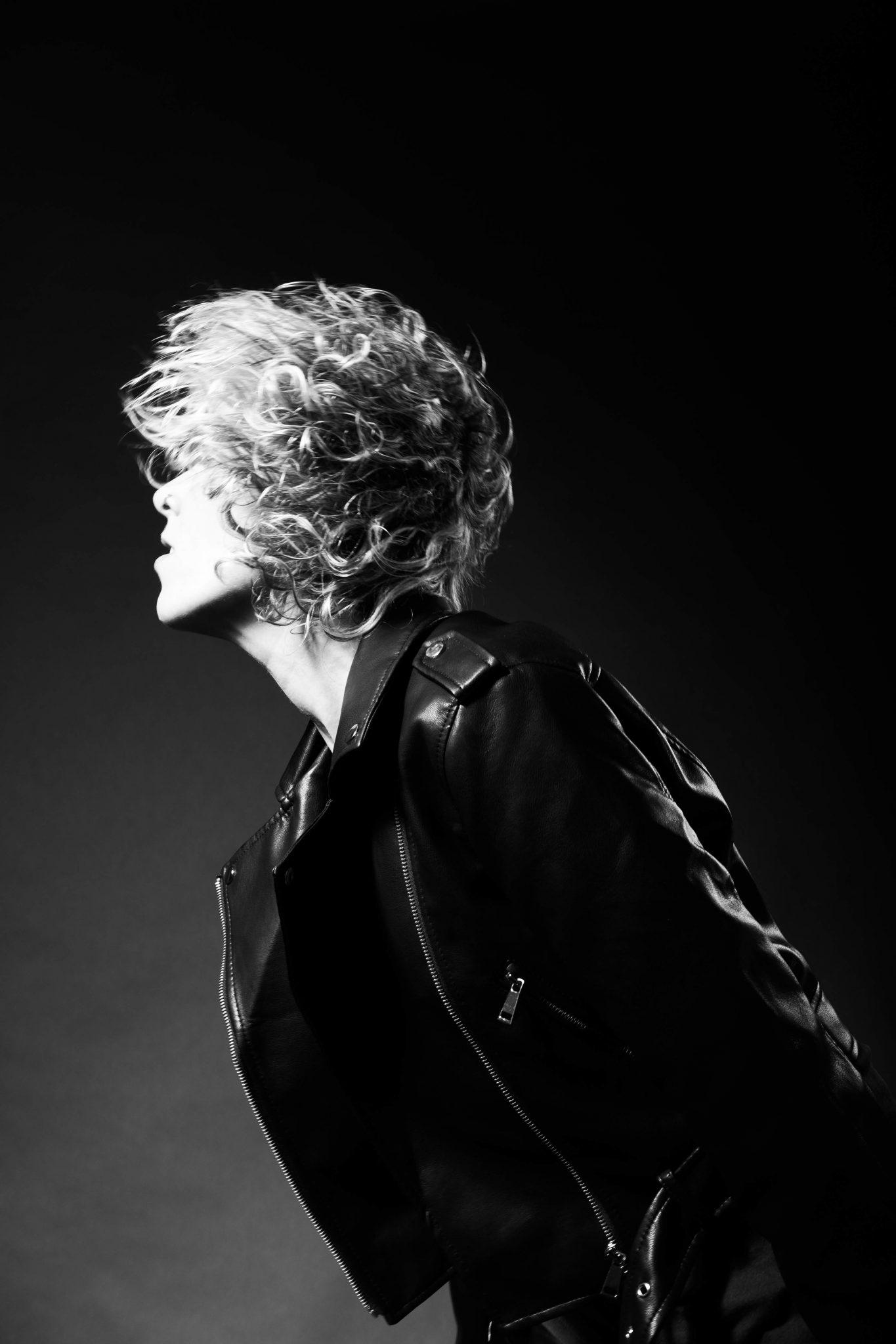 Foto marta fabregat blanco y negro